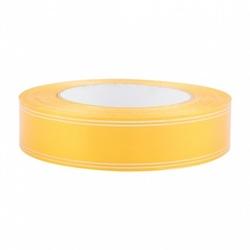 Лента с золотой полосой 3 см