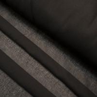 Ситец черный 64-62 г/м