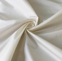 Шелк подкладочный белый