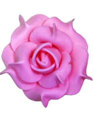 Голова розы латекс диам. 4,5 см