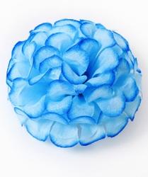 Голова шафрана шар шелк 5 сл. диам. 9 см