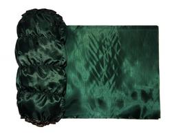 Обивка для гроба атлас 120 г/м зеленый