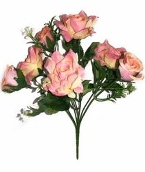Букет роз с бутонами 7 г. выс. 30 см