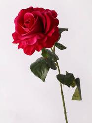 Роза флористическая одиночная бархат 65 см