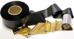 Набор для термопринтера Риббон + Лента (сатин) черный 103 мм х 200 м