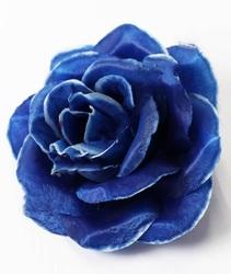 Голова розы атлас 6 сл. диам. 13 см