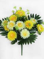 Букет хризантем 12 г. выс. 44 см