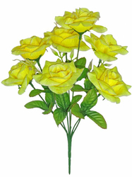 Букет роз 7 г. выс. 34 см