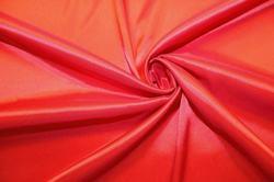 Шелк подкладочный красный