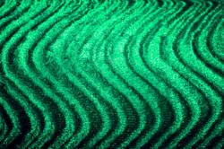 "Бархат ""Волна"" зеленый"