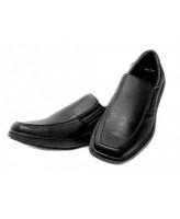 Туфли мужские кожзам без шнурков